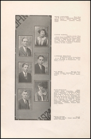 Page 14, 1924 Edition, North High School - Polar Bear Yearbook (Des Moines, IA) online yearbook collection