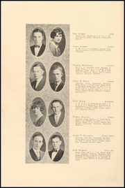 Page 14, 1925 Edition, North High School - Polar Bear Yearbook (Des Moines, IA) online yearbook collection