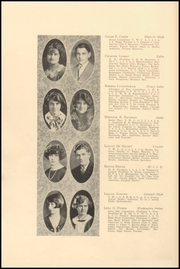 Page 16, 1925 Edition, North High School - Polar Bear Yearbook (Des Moines, IA) online yearbook collection