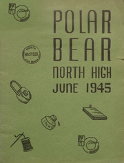 Page 1, 1945 Edition, North High School - Polar Bear Yearbook (Des Moines, IA) online yearbook collection