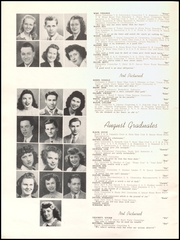 Page 16, 1945 Edition, North High School - Polar Bear Yearbook (Des Moines, IA) online yearbook collection