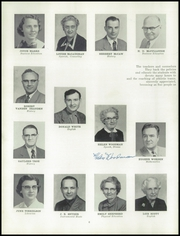 Page 10, 1957 Edition, North High School - Polar Bear Yearbook (Des Moines, IA) online yearbook collection