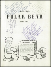 Page 5, 1957 Edition, North High School - Polar Bear Yearbook (Des Moines, IA) online yearbook collection