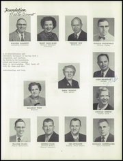 Page 9, 1957 Edition, North High School - Polar Bear Yearbook (Des Moines, IA) online yearbook collection