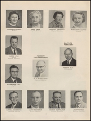 Page 10, 1958 Edition, North High School - Polar Bear Yearbook (Des Moines, IA) online yearbook collection