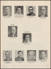 Page 13, 1958 Edition, North High School - Polar Bear Yearbook (Des Moines, IA) online yearbook collection