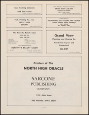 Page 177, 1971 Edition, North High School - Polar Bear Yearbook (Des Moines, IA) online yearbook collection