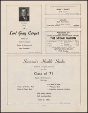Page 179, 1971 Edition, North High School - Polar Bear Yearbook (Des Moines, IA) online yearbook collection