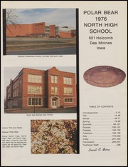 Page 5, 1976 Edition, North High School - Polar Bear Yearbook (Des Moines, IA) online yearbook collection