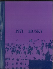 1971 Edition, Hoover High School - Husky Yearbook (Des Moines, IA)
