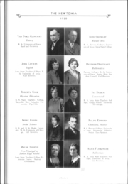 Page 15, 1930 Edition, Newton High School - Newtonia Yearbook (Newton, IA) online yearbook collection
