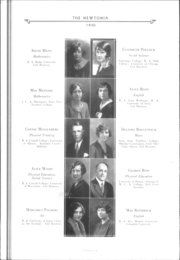 Page 17, 1930 Edition, Newton High School - Newtonia Yearbook (Newton, IA) online yearbook collection
