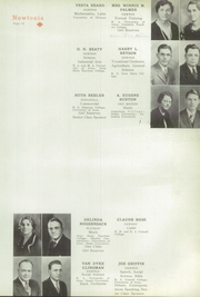 Page 13, 1935 Edition, Newton High School - Newtonia Yearbook (Newton, IA) online yearbook collection
