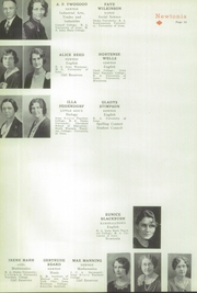 Page 14, 1935 Edition, Newton High School - Newtonia Yearbook (Newton, IA) online yearbook collection
