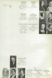 Page 15, 1935 Edition, Newton High School - Newtonia Yearbook (Newton, IA) online yearbook collection