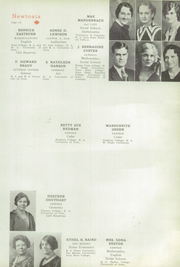 Page 17, 1935 Edition, Newton High School - Newtonia Yearbook (Newton, IA) online yearbook collection
