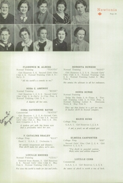 Page 22, 1935 Edition, Newton High School - Newtonia Yearbook (Newton, IA) online yearbook collection