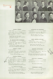 Page 23, 1935 Edition, Newton High School - Newtonia Yearbook (Newton, IA) online yearbook collection