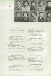 Page 25, 1935 Edition, Newton High School - Newtonia Yearbook (Newton, IA) online yearbook collection