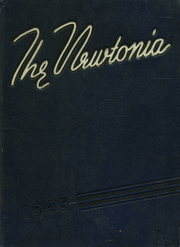Page 1, 1945 Edition, Newton High School - Newtonia Yearbook (Newton, IA) online yearbook collection