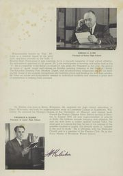 Page 13, 1945 Edition, Newton High School - Newtonia Yearbook (Newton, IA) online yearbook collection