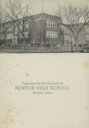 Page 7, 1945 Edition, Newton High School - Newtonia Yearbook (Newton, IA) online yearbook collection