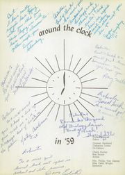 Page 11, 1959 Edition, Newton High School - Newtonia Yearbook (Newton, IA) online yearbook collection