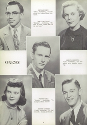 Page 12, 1954 Edition, Urbandale High School - Echo Yearbook (Urbanville, IA) online yearbook collection