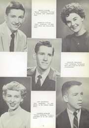 Page 13, 1954 Edition, Urbandale High School - Echo Yearbook (Urbanville, IA) online yearbook collection