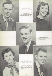 Page 14, 1954 Edition, Urbandale High School - Echo Yearbook (Urbanville, IA) online yearbook collection