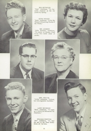 Page 15, 1954 Edition, Urbandale High School - Echo Yearbook (Urbanville, IA) online yearbook collection