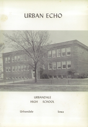 Page 5, 1954 Edition, Urbandale High School - Echo Yearbook (Urbanville, IA) online yearbook collection