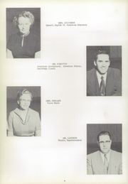 Page 8, 1954 Edition, Urbandale High School - Echo Yearbook (Urbanville, IA) online yearbook collection