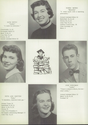 Page 16, 1956 Edition, Urbandale High School - Echo Yearbook (Urbanville, IA) online yearbook collection