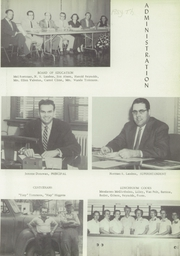 Page 7, 1956 Edition, Urbandale High School - Echo Yearbook (Urbanville, IA) online yearbook collection