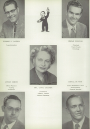 Page 8, 1956 Edition, Urbandale High School - Echo Yearbook (Urbanville, IA) online yearbook collection