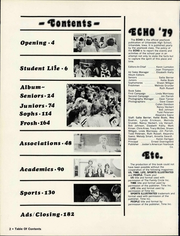 Page 8, 1979 Edition, Urbandale High School - Echo Yearbook (Urbanville, IA) online yearbook collection