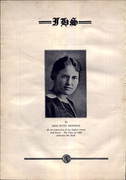 Page 6, 1922 Edition, Indianola High School - Pow Wow Yearbook (Indianola, IA) online yearbook collection