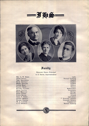 Page 8, 1922 Edition, Indianola High School - Pow Wow Yearbook (Indianola, IA) online yearbook collection