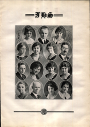 Page 9, 1922 Edition, Indianola High School - Pow Wow Yearbook (Indianola, IA) online yearbook collection