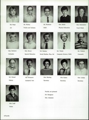 Page 10, 1986 Edition, Indianola High School - Pow Wow Yearbook (Indianola, IA) online yearbook collection