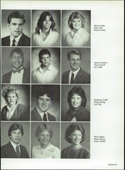 Page 15, 1986 Edition, Indianola High School - Pow Wow Yearbook (Indianola, IA) online yearbook collection