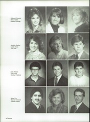 Page 16, 1986 Edition, Indianola High School - Pow Wow Yearbook (Indianola, IA) online yearbook collection
