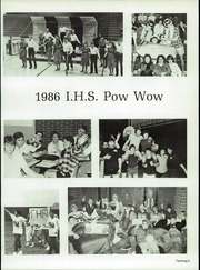 Page 5, 1986 Edition, Indianola High School - Pow Wow Yearbook (Indianola, IA) online yearbook collection