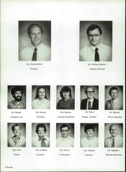 Page 8, 1986 Edition, Indianola High School - Pow Wow Yearbook (Indianola, IA) online yearbook collection
