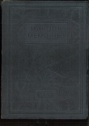 1927 Edition, Oskaloosa High School - Maroon Memories Yearbook (Oskaloosa, IA)
