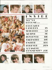 Page 9, 1983 Edition, North Scott High School - Silver Shield Yearbook (Eldridge, IA) online yearbook collection