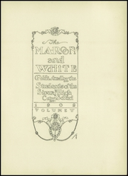 Page 7, 1909 Edition, Central High School - Maroon and White Yearbook (Sioux City, IA) online yearbook collection