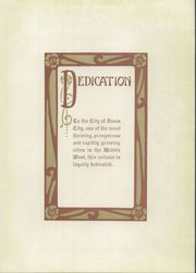 Page 11, 1915 Edition, Central High School - Maroon and White Yearbook (Sioux City, IA) online yearbook collection