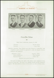 Page 119, 1920 Edition, Central High School - Maroon and White Yearbook (Sioux City, IA) online yearbook collection